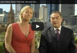 Epilepsy Learn More about First Aid: Brooke Hanson