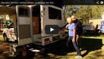 Olympian Brooke Hanson shows us through the Apollo Adventure