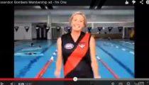 Essendon Bombers Membership ad